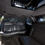 Stretch Limousine interior view of Quest Limos