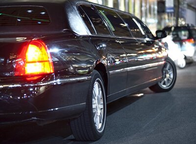 Limousine for Special Events like Weddings, Graduations