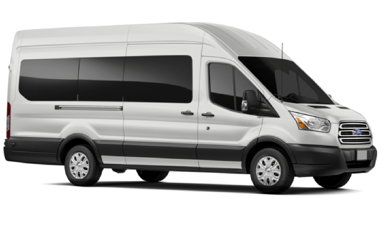 Shuttle bus for Banff Airport Transfers