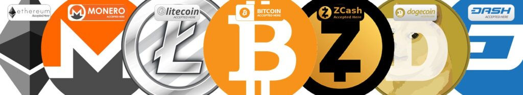 Bitcoin and Crypto Coins Accepted here in Calgary for Limo service