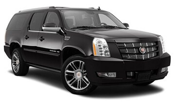 Cadillac Escalade ESV Hourly rates
